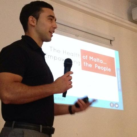 Health and Fitness Nutrition Talk