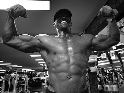 Nitrogen balance and muscle gain