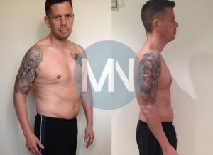 Mac-Nutrition Fat Loss Testimonial
