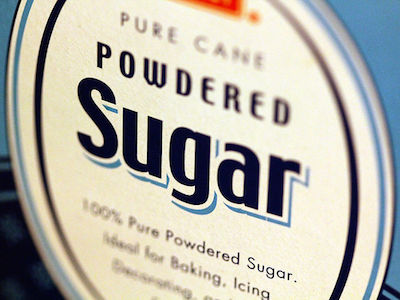 What are manufacturers putting in food? Sugar…