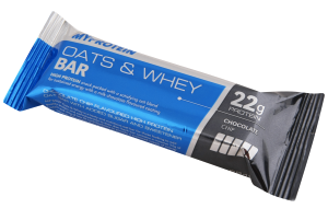 Oats and Whey Bar - High Protein Snack