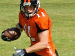 James Hossack American football