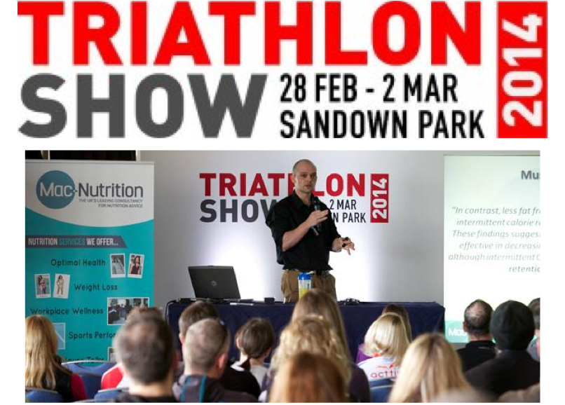220 Triathlon Show 2014