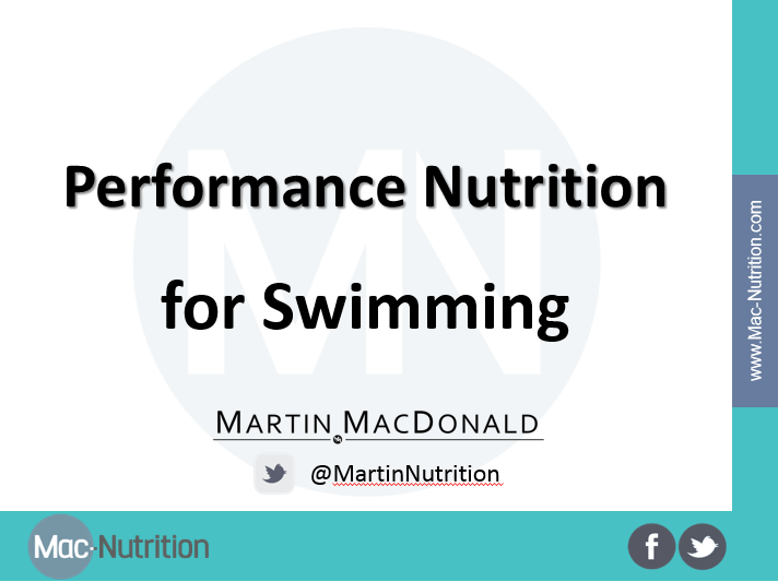 Harrow_SC - Performance Nutrition for Swimming